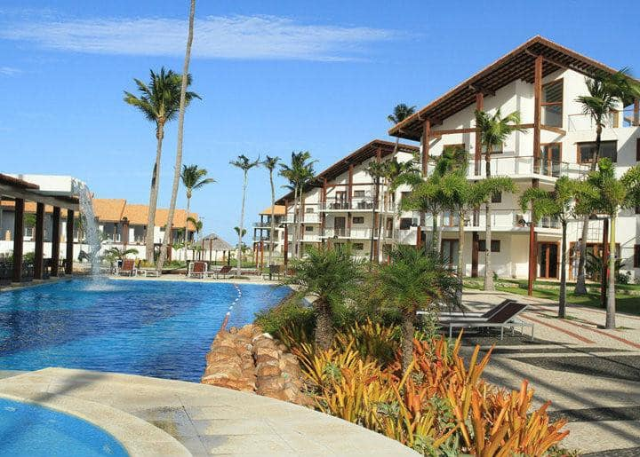 Apartamento Taíba Beach Resort