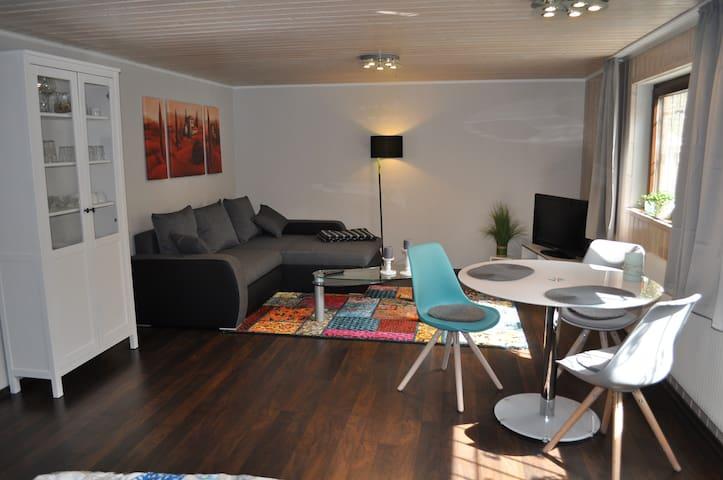 Gemütliche Einliegerwohnung - Nehren - Apartment