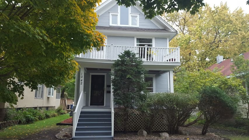 Duplex near U and dwtn MPLS - Minneapolis - Byhus
