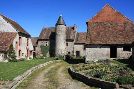 Suite in a Petit Medieval Chateau - Brigueil-le-Chantre - Slott