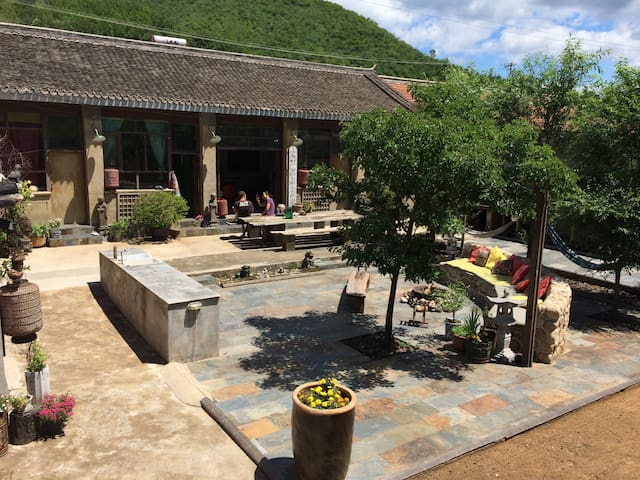 Boutique Great Wall Courtyard Home - Pequim - Casa