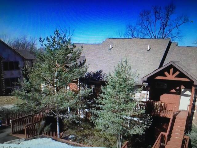 Vacation Resort Townhouse at Sugarloaf Mountains