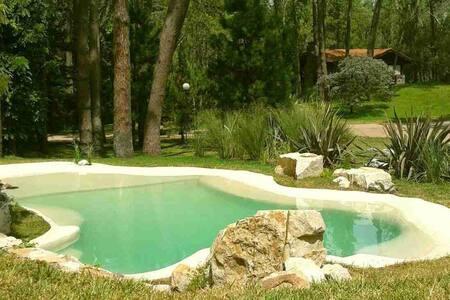 Casa de gran tamaño con parque y piscina - Cariló - Haus