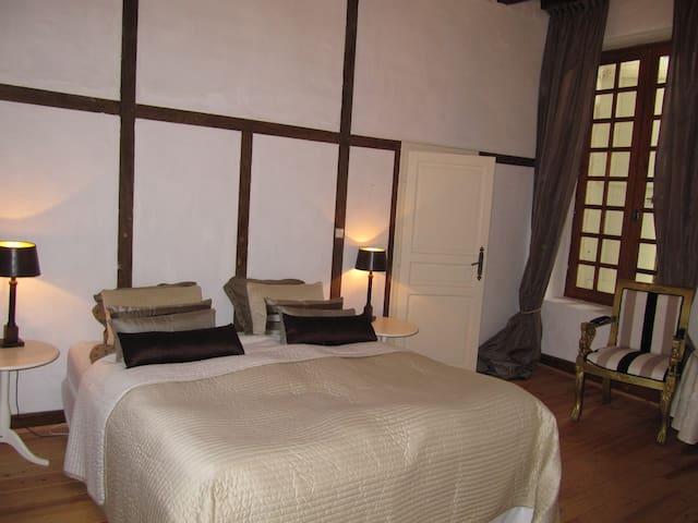Chambre de Luxe - Servanches - Inap sarapan