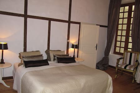 Chambre de Luxe - Servanches - Bed & Breakfast