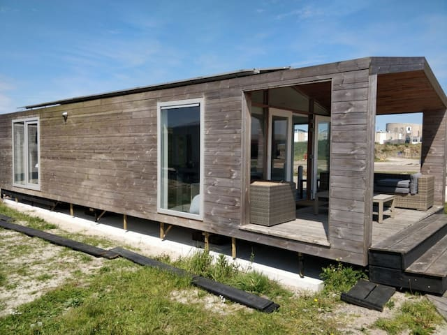 Amsterdam Beach — Tiny House EcoCabins TH50W