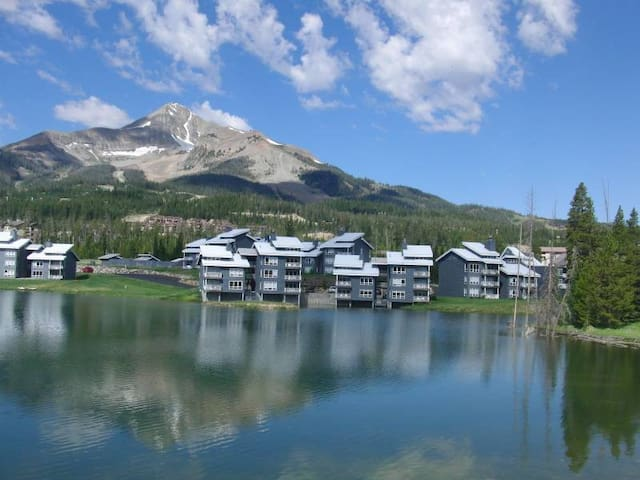 Lake Condo At Big Sky 2BR~Sleeps 6