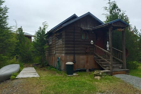 Dog Creek Cabin (Kevins Cabins) Coffman Cove, AK