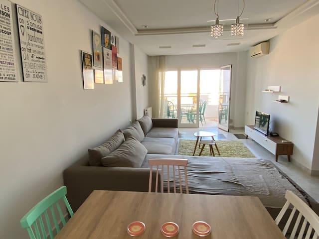 Cosy appartement Vue sur mer S+1