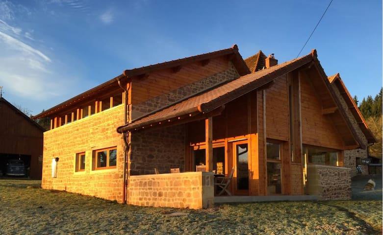 Les Perruchons, belle maison rénovée avec charme - Ozolles