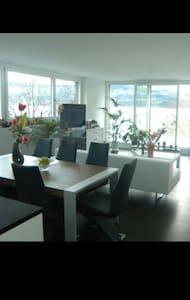 Das schönste Penthouse am Zürichsee - Appartement