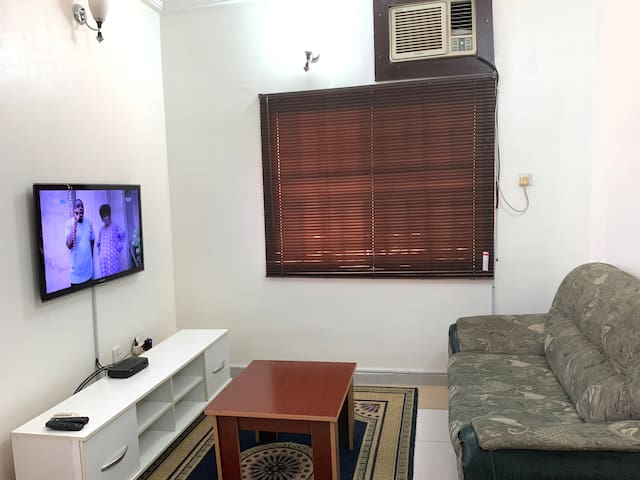 Entire 1 Bedroom Flat inside Town - Utako Abuja