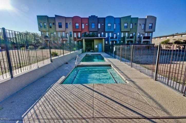 Three story condo with a view - Phoenix - Appartement