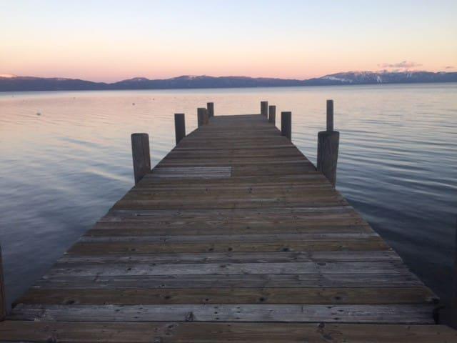 Gorgeous Getaway House/ Hot tub/Pool table! - South Lake Tahoe - Casa