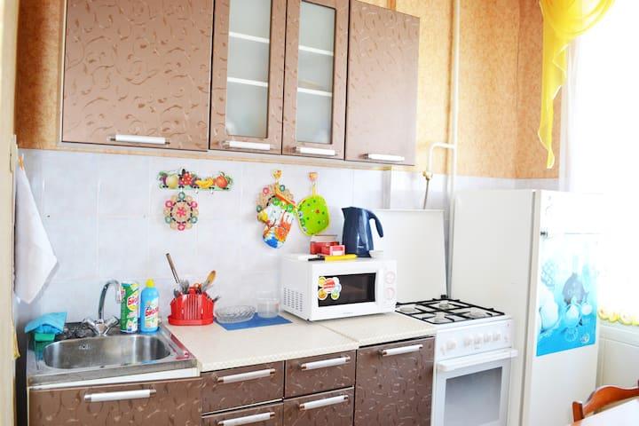 Apartamenti na Voskresenskoi 99 - Архангельск - Apartment