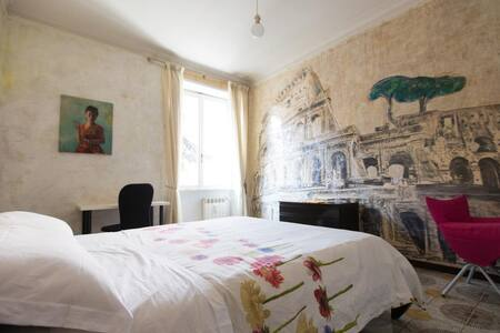 Private room, Coliseum neighborhood - Roma