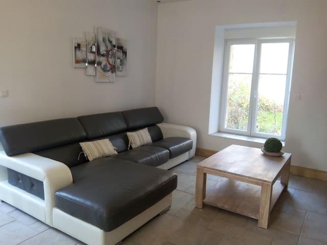 Maison de charme - Sampigny - Hus