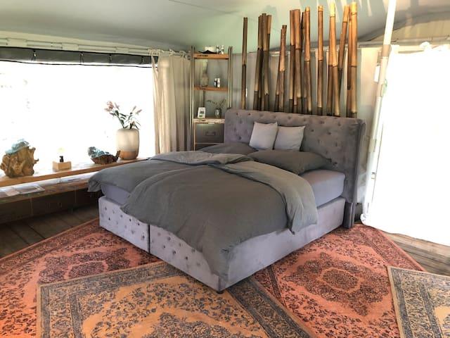 Tentickle Luxury Camp @ Auermühle