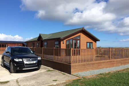 Balnagall Lodges, No.1, 3 miles from Tain,  NC500