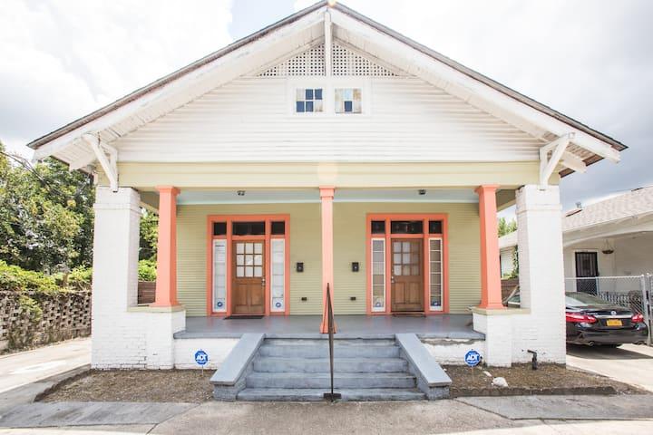 Historic New Marigny Home