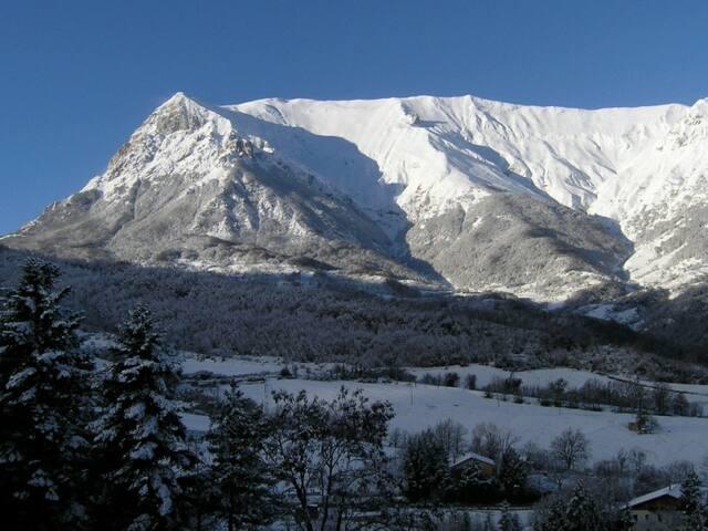 Monte Vettore 2476 m
