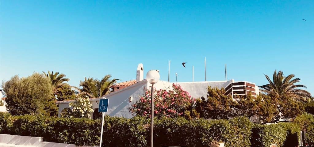 S´Eixerit - Familienurlaub auf Menorca