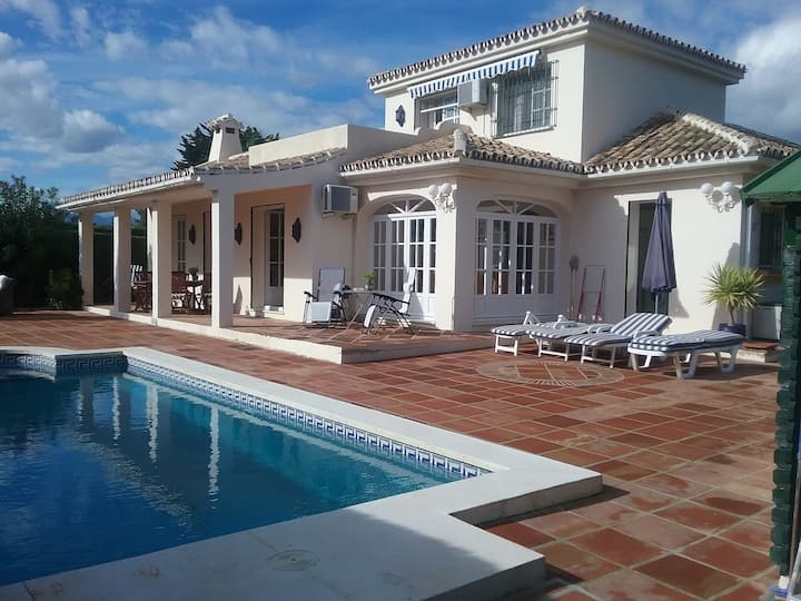 Lyx Villa   Villa Astrom  Costa del Sol