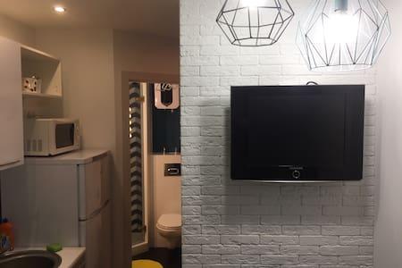 Новая студия в центре Академгородка - Новосибирск - Apartment