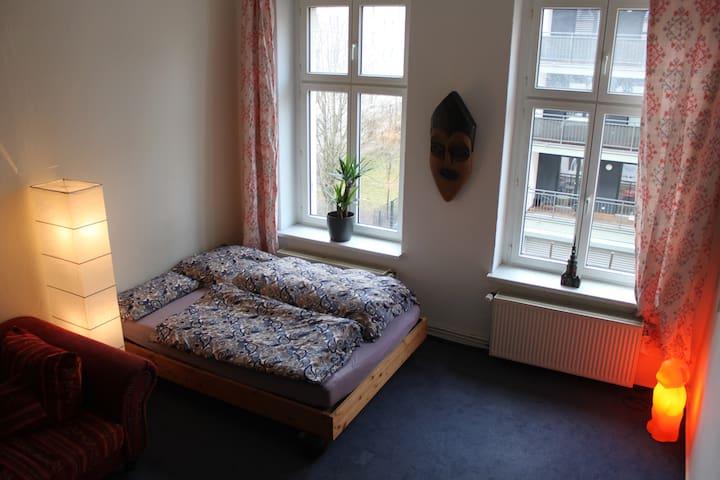 Das echte Berlin...nichts Anderes!! TOP!! - Berlino - Appartamento