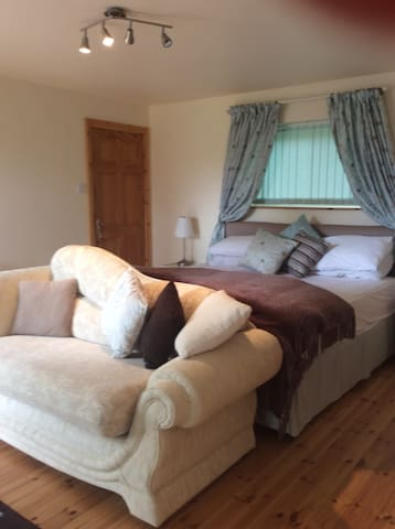 Relaxing comfortable self contained annex - Dromore - Muu