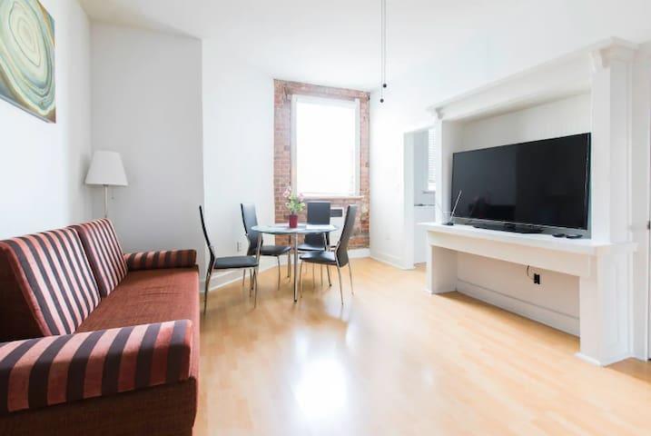 Cozy Apartment. DOWNTOWN FASHION DISTRICT.