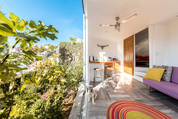 Very comfy mini house in the heart of the city - Guanajuato - Huis