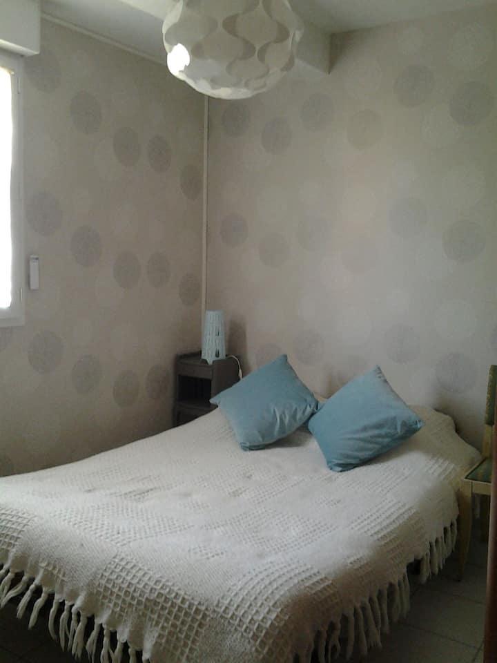 Chambre dans maison individuelle