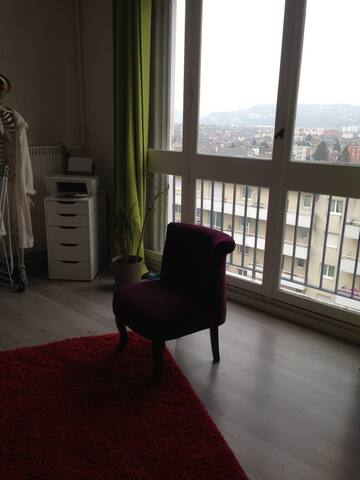 Appartement à proximité du jardin des plantes - Sotteville-lès-Rouen - Byt