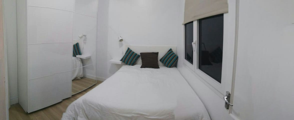 Double room in Beach Flat