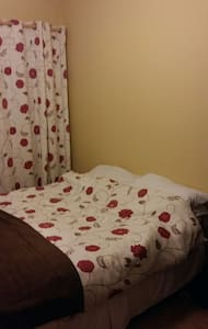 Double bed in rural dwelling - New Ross - Bungalow