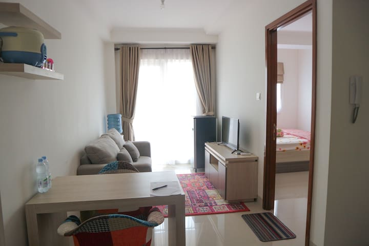 Cozy Apartment siganture park grande 1 bedroom