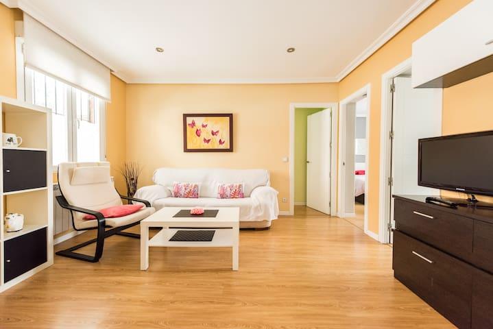 Bonito apartamento( cerca Plaza   Las Ventas)