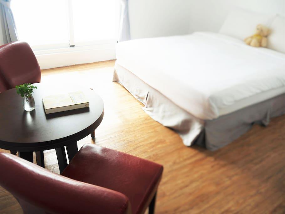 Double Room 簡單雙人房