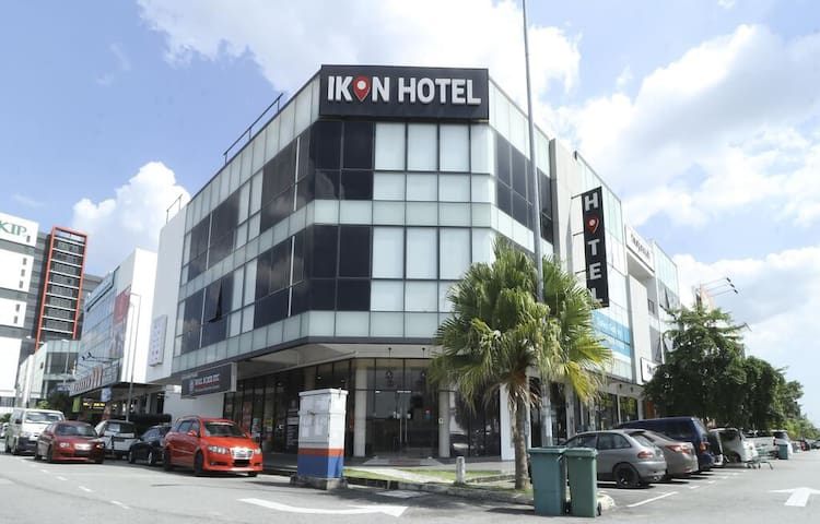 Amazing Stay at IKON Hotel