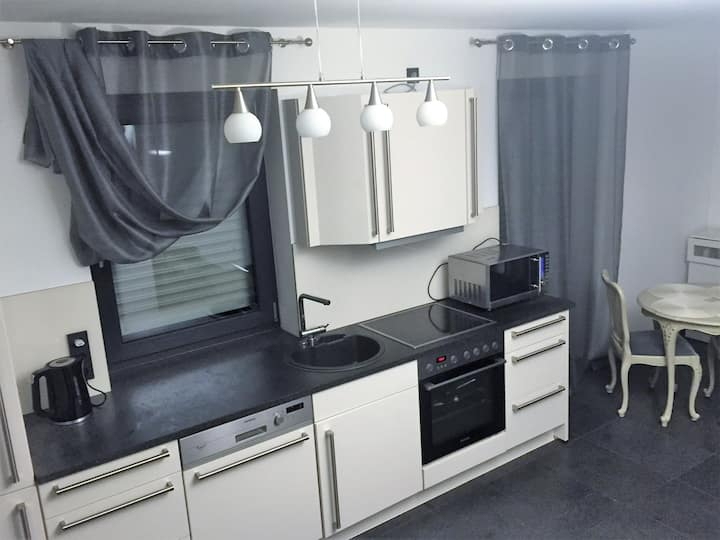 Apartment on 2 floors 3 rooms, 75qm