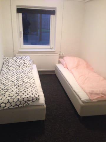 Egen lejlighed med privat p-plads - Kolding - Appartement