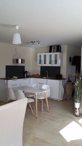 New  apartment at the countryside near to Augsburg - Horgau - Lakás