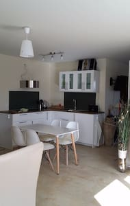 New  apartment at the countryside near to Augsburg - Horgau - Pis