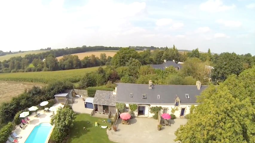Longhause - Remungol - Casa
