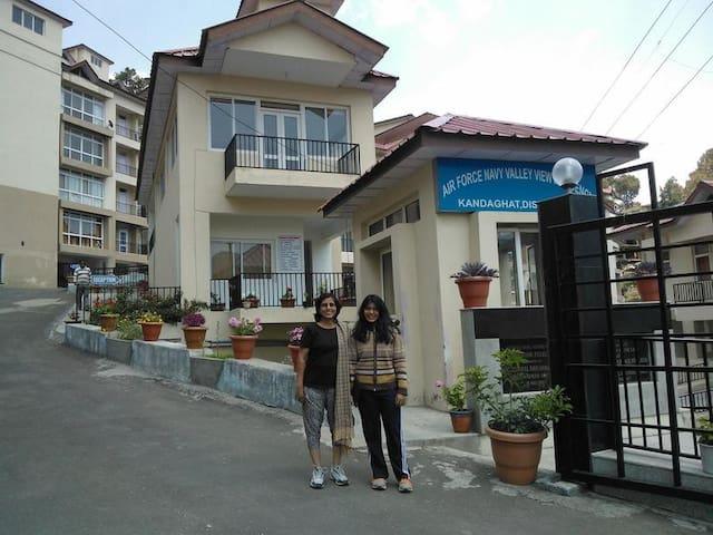 Unlearn Apartment - Himachal Pradesh - Casa