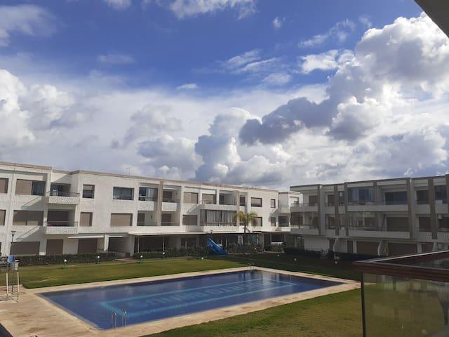 Magnifique Appartement chaleureux et Moderne