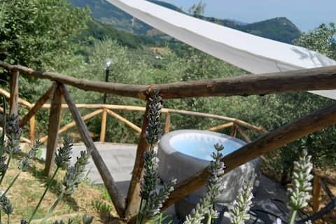 Maison pour 2/4 personnes à la ferme Fonteregia