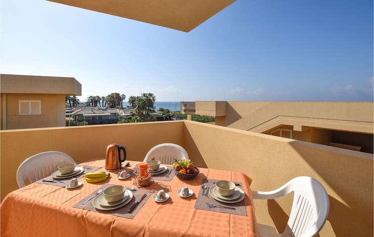 Holiday apartment with 1 bedroom on 48m² in Marina di Ragusa
