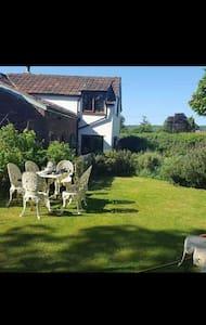 The Barn at Tilleys Cottage.